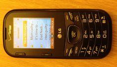 Texting wars..