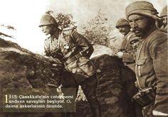 1915 Çanakkale - gallipoli war