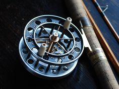 Fishing Reels, Fly Fishing, Hunting Supplies, Coarse Fishing, David, Brown, Brown Colors, Fly Tying, Camping Tips