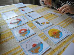 """""""Making Montessori Ours"""": Montessori Layers of the Earth"""