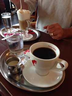 Julius Meinl Coffee House, Addision & Southport, Chicago