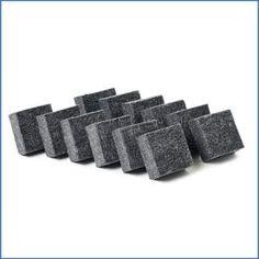 6. Charles Leonard Multi-Purpose Felt Erasers
