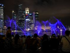 """***Fire, Water and Light - The """"Wonder Full"""" Spectacular on the Marina Bay, Singapore (15)"""
