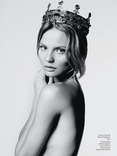 And we'll never be royals. Except Magdalena.