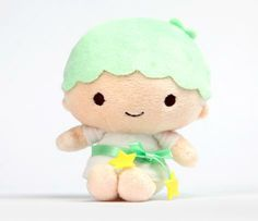 """【2013】【SANRIO Characters】Plush Doll (US$10, height: 5"""") ★Little Twin Stars★"""
