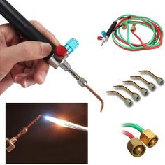 Jewelry Jewelers Micro Mini Gas Little Torch Welding Soldering Kit Tools Tips 190891865601 Welding Classes, Welding Jobs, Welding Projects, Metal Projects, Welding Ideas, Art Projects, Stick Welding Tips, Metal Crafts, Project Ideas