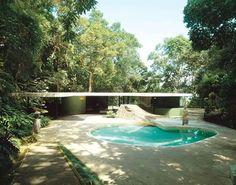 Canoas House, Oscar Niemeyer
