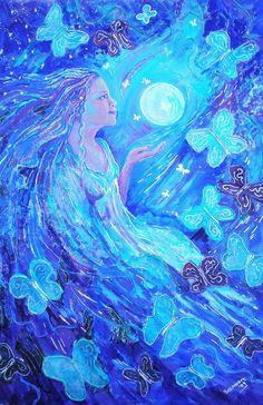 psychic art
