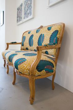 A Facebook Live interview with actor, Gbenga Akinnagbe, about his new vintage furniture collection, ENITAN.