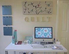 Quilt Room Desk