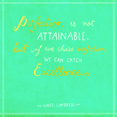 Inspirational #quote and #wisdom by Vince Lombardi