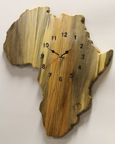 Make A Custom Wall Clock - An Easy Weekend Project Wall Clock Ikea, Wall Clock Wooden, Kitchen Wall Clocks, Diy Clock, Make A Clock, Antique Wall Clocks, Rustic Wall Clocks, Barn Wood Projects, Cool Clocks