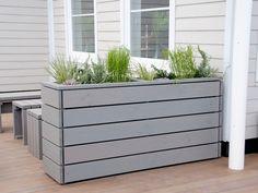 Loungemöbel / Gartenmöbel / Pflanzkasten / Sichtschutz / Hochbeet / Mülltonnenbox / Aufbewahrung / Gastronomie - Holzweise