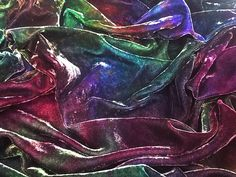Velvet+fat+quarters+hand+dyed+silk+rayon+fabric+niteshades+great+adironack+renaissance+by+SweetHorseDesignCo+on+Etsy