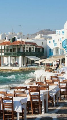 Mykonos , Greece - if I am missing, please don't look for me....I don't want to be found if I am here.
