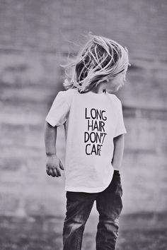 Long hair don't care Long hair on boys Children photography Hoyt william shill. - Long hair don't care Long hair on boys Children photography Hoyt william shill Camieshillphotography Fashion Kids, Baby Boy Fashion, Little Boy Fashion, Fashion Games, Toddler Boys, Baby Kids, Toddler Boy Long Hair, Long Hair For Boys, Toddler Dress