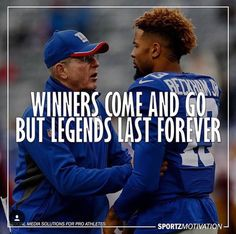 Odell will stay forever