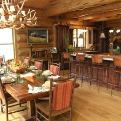 Log Home Masterbedroom Design, Pictures, Remodel, Decor and Ideas - page 12