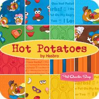 Mr. Potato Head for my Lil T.
