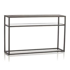 Switch Console Table  | Crate and Barrel