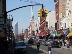 Manhattan Ave., Greenpoint, Brooklyn (Thank you Lisa Roman)