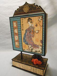 G45 Bird Song  Pagoda and Album