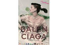 """La rétrospective """"Balenciaga : magicien de la dentelle"""" à la Citée Internationale de la dentelle et de la mode de Calais"""