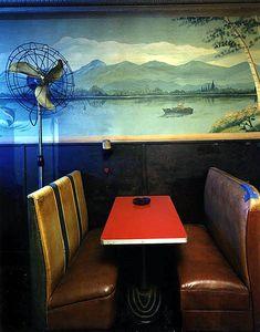 Diner - Bruce Wrighton
