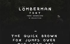 lomberman-font