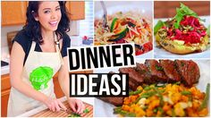 Today I decided to show you guys 3 easy and healthy dinner ideas! I am now obsessed with a these recipes and Hello Fresh and I hope you like them too! Give this video a thumbs up if you want more food videos!=)  Check out Hello Fresh HERE:   Use the promo code: NIKKI to get $35.