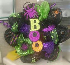 "Halloween ""booing"" idea"