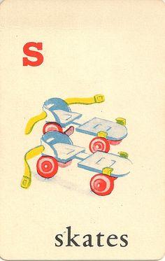 Patins à roulettes (enfance)