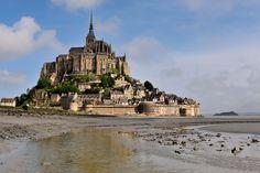 Mont Saint-Michel by Angelo Ferraris