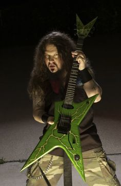 dimebag washburn ad - Google Search