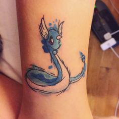 dragonair tattoo - Google Search