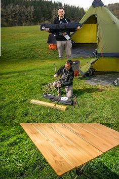 Love this camping table! It looks smart, seats four, and folds down really small to make it easy to get to the campsite. Camping Table, Family Camping, Picnic Blanket, Outdoor Blanket, Campsite, Getting Out, Great Places, Easy, Camping