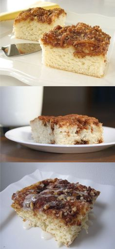 Kittencal's 5-Minute Cinnamon Flop Brunch Cake - cakes, easy recipes, food recipes, recipe, recipes, simple recipes