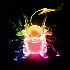 Pokemon: Raichu So cute All Pokemon, Pokemon Fan, Cute Pokemon, Pokemon Stuff, Fanart Pokemon, Pokemon Party, Pikachu Raichu, Lucario Pokemon, Pikachu Art