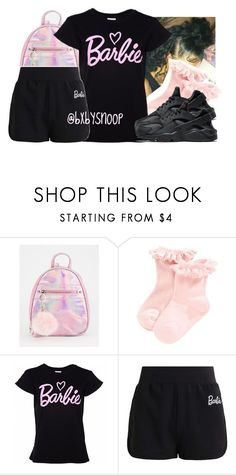 """Untitled #583"" by bxbysnoop ❤ liked on Polyvore featuring NIKE"