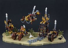 Steampunk - Farnsworth Exploration Co. Ltd | Group shot of t… | Flickr