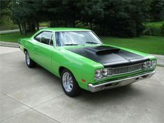 A12 package '69 1/2 Dodge Coronet Super Bee