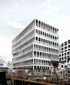 Captivating Boulogne Billancourt Worksite   (92)   2014 05 06   Antonini Darmon