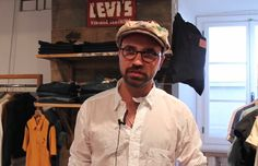PMTV Pitti 82: Levi's Made and Crafted Spring/Summer 2013