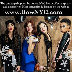 21 Shopping Days Till X-mas! Start shopping now at www.bownyc.com :)