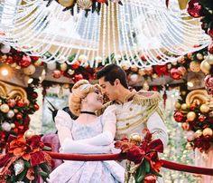 Cinderella at Disneyland | instagram