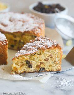 Light Fruit Cake fro