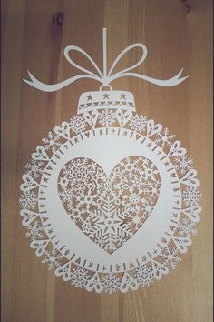 Personal use paper cutting template for by ClairesPapercuts