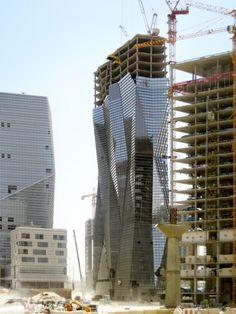 En Construcción: Muqarnas Tower / SOM