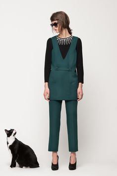 Giulietta pre-fall 2013. (Really, all of it. Except maybe the cat - not a cat person.)