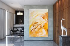Items similar to Large Abstract Painting,acrylics paintings,oil large painting,abstract decor,textured painting on Etsy Oil Painting Texture, Textured Painting, Large Painting, Abstract Wall Art, Painting Abstract, Oversized Canvas Art, Types Of Painting, Extra Large Wall Art, Painted Floors